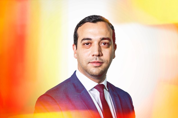 Amine Tounsi, Senior Manager – Wealth Management at Accenture Luxembourg. (Crédit Photo: Maison Moderne)