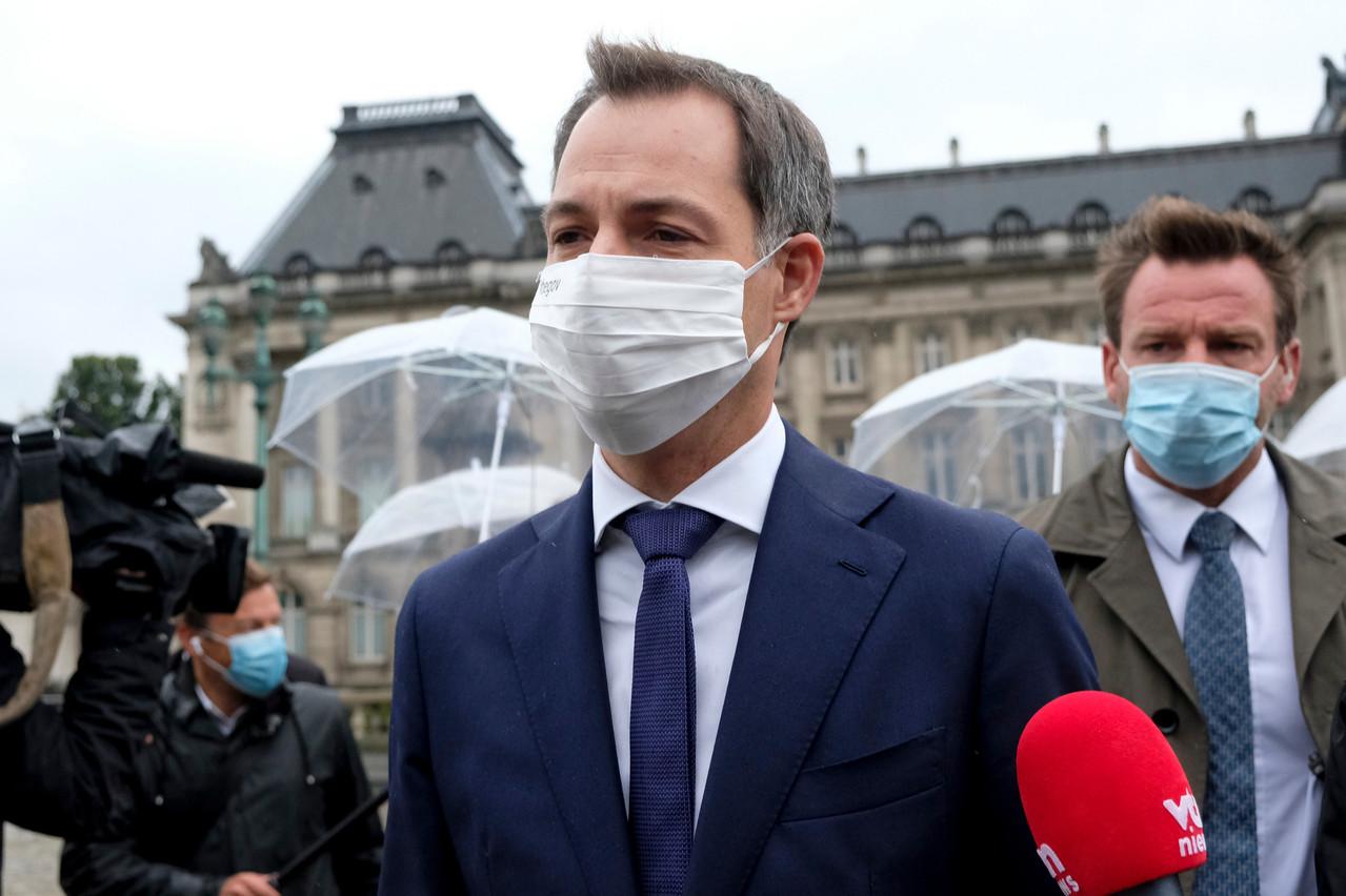 Le nouveau Premier ministre, Alexander De Croo, a notamment demandé aux jeunes de faire preuve de la plus grande prudence. (Photo: Shutterstock)
