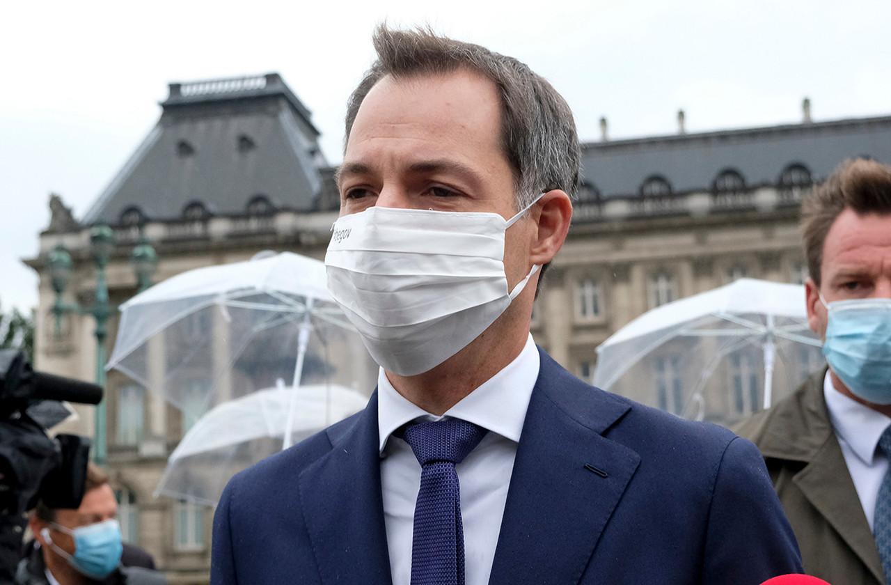 Le Premier ministre belge, Alexander De Croo, a annoncé, ce mercredi, un nouveau «lockdown» de 4 semaines chez nos voisins. (Photo: Shutterstock)