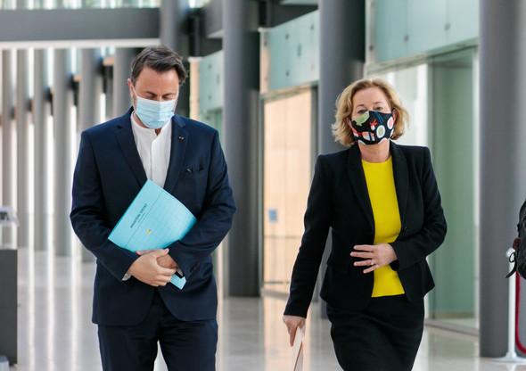 Le gouvernement doit se réunir aujourd'hui. La ministre de la Santé fera évidemment un état des lieux de la situation sanitaire. (Photo: Matic Zorman/Maison Moderne/Archives)