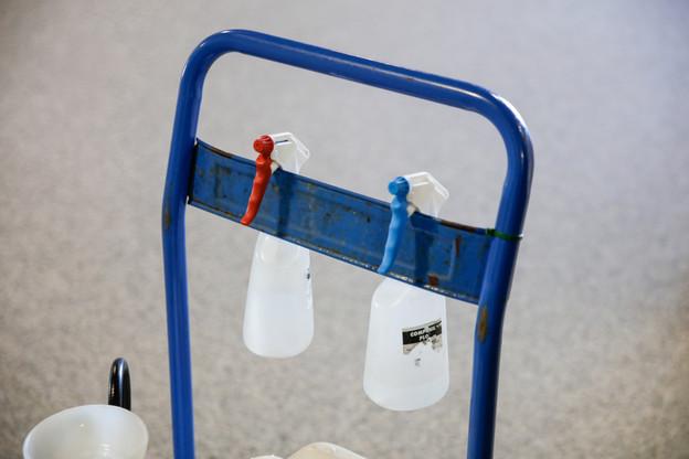 Environ 323 entreprises sont spécialisées dans le secteur du nettoyage au Luxembourg. (Photo: Romain Gamba / Maison Moderne)