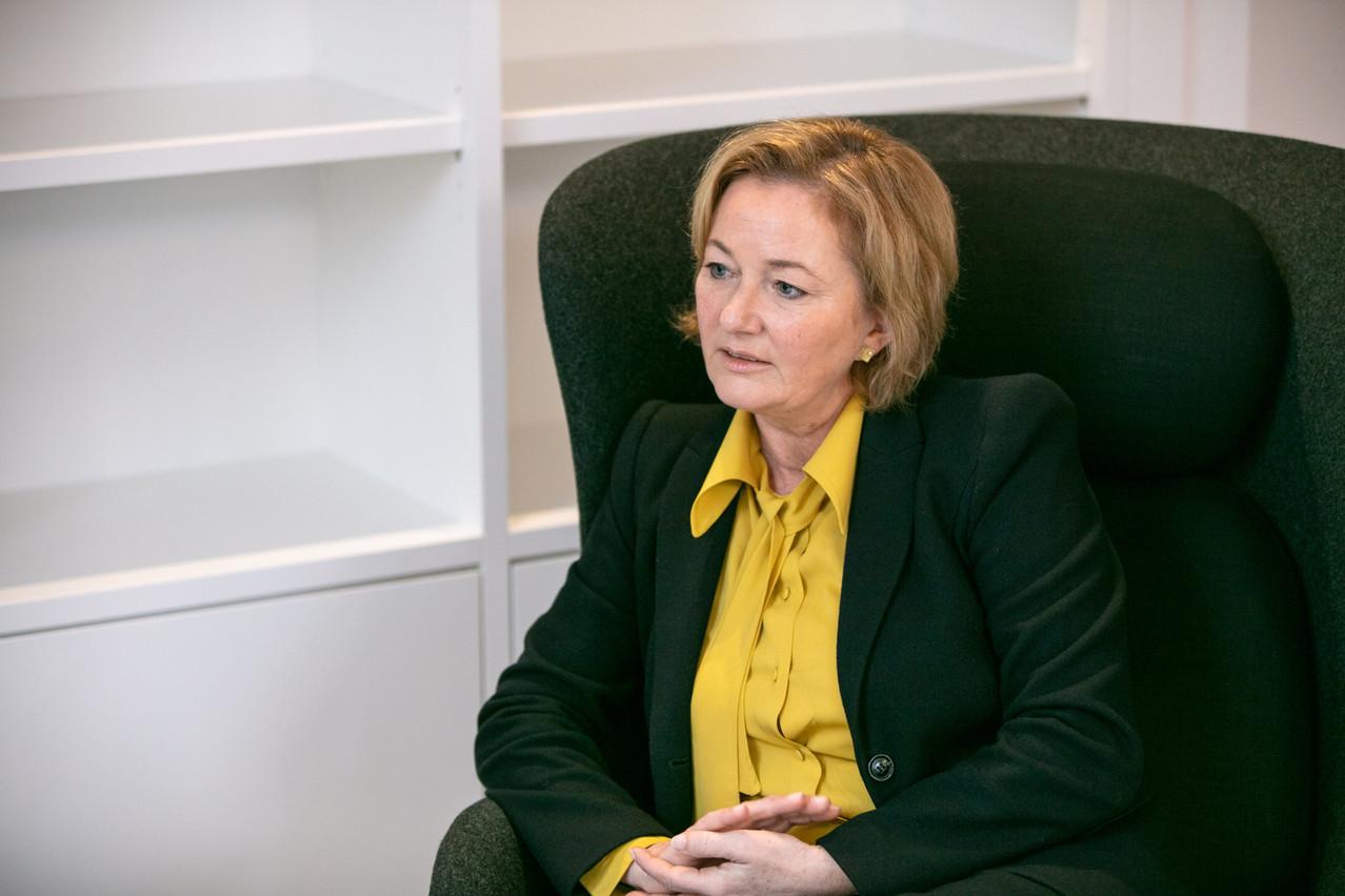 Si aucune sanction supplémentaire n'est prévue, aucun allègement des restrictions n'est non plus envisagé, a prévenu la ministre de la Santé, Paulette Lenert. (Photo: Romain Gamba / Maison Moderne)