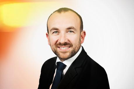 Gaël Denis, Partner, TMT and Fintech Leader, EY Luxembourg (Crédit : Maison Moderne)