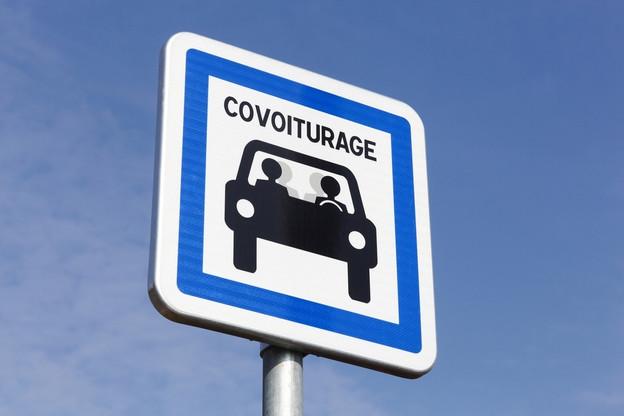 Rachetée par la française Klaxit, la plate-forme Copilote, lancée par le ministère des Transports, devrait connaître un second souffle. (Photo: Shutterstock)