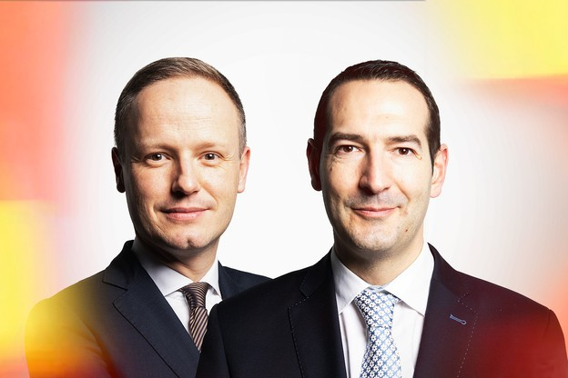 Nicolas Thieltgen,Managing Partner, & Nicolas Bernardy, Partner chez Brucher Thieltgen & Partners (Photo: Maison Moderne)