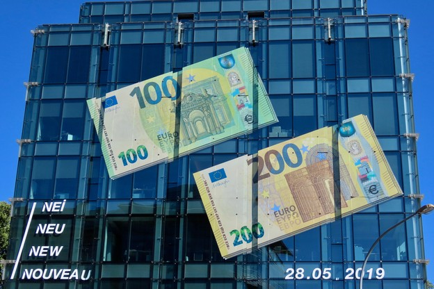 La Banque centrale du Luxembourg a dressé le bilan de l'activité bancaire pour le mois de mars2020. (Photo: Shutterstock)