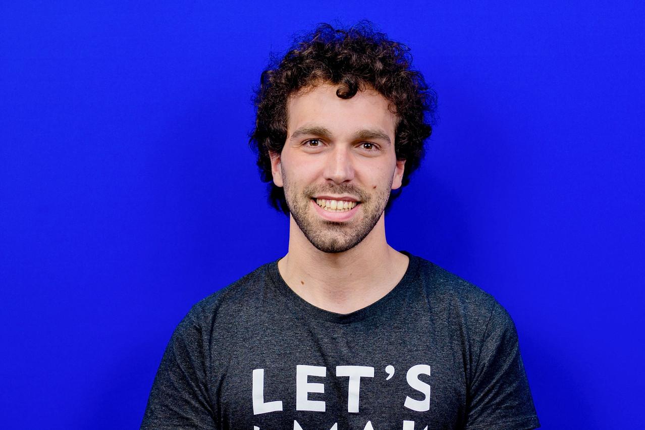 Alexandre Marquet: «De mon point de vue, la principale différence entre l'entrepreneuriat et le salariat concerne le niveau de responsabilité face à la prise de décision.» (Photo: Santiago Bergs)