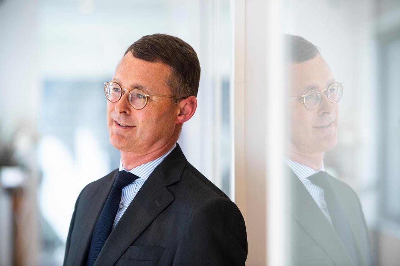 Arnaud Jacquemin: «L'environnement extraordinairement pro-business du Luxembourg est ce qui m'a le plus frappé.» (Photo: Anthony Dehez)