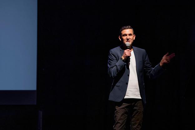 Gilles Springer (Boook) (Photo: Jan Hanrion / Maison Moderne)