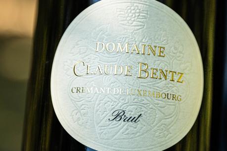 Première cuvée pétillante du Domaine Claude Bentz, le crémant brut promet finesse et élégance, pour l'apéritif mais aussi le repas! (Photo: DR)