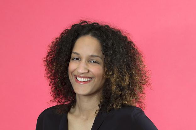 Alicia Brun: «Alors que partout, les commerces non essentiels étaient fermés, l'e-commerce est apparu comme l'un des moyens pour les marques et commerces de maintenir le lien avec leurs clients.» (Photo: Olivier Minaire)