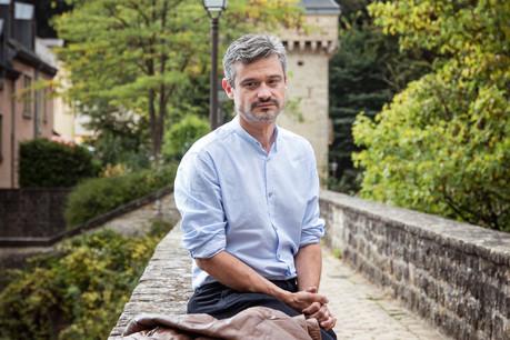 David Wagner: «Nous avons pu assister à un dépassement impressionnant des capacités d'accueil et de soin dans la partie du monde considérée comme étant la plus riche et la plus développée du monde» (Photo: Jan Hanrion / Maison Moderne)