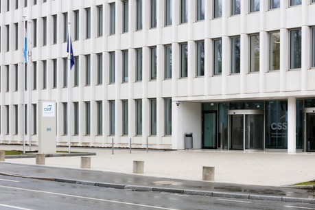 La CSSF calcule une baisse de 18,1% du résultat net du secteur bancaire luxembourgeois. (Photo: Romain Gamba / Maison Moderne)