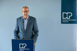 «Le télétravail est un nouvel instrument qui peut améliorer nos conditions de vie et de travail», assure GillesBaum. «À nous de donner le cadre légal pour que ce soit possible.» (Photo: Matic Zorman / Maison Moderne)