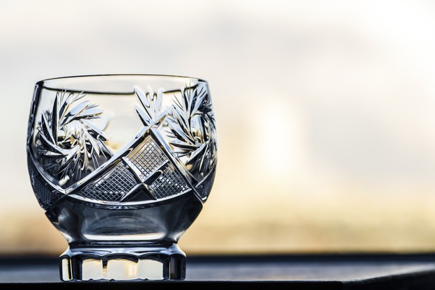 Le cristal de Baccarat est un symbole du luxe à la française. (Photo: Shutterstock)