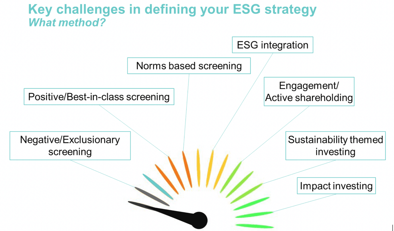 Key challenges in defining your ESG strategy Arendt