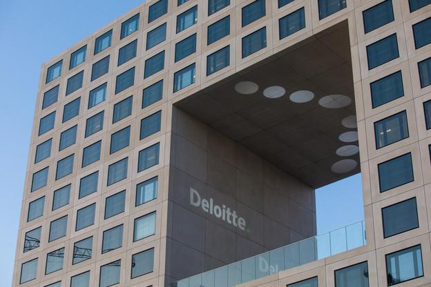 Le cabinet d'audit et de conseil Deloitte présente une croissance annuelle depuis près de 10 ans. (Photo: Matic Zorman/archives Maison Moderne)