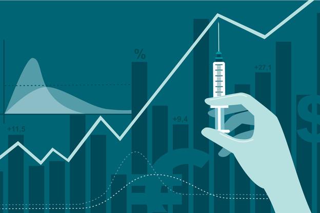 Plus de vaccins riment avec plus de croissance. (Photo: Shutterstock)