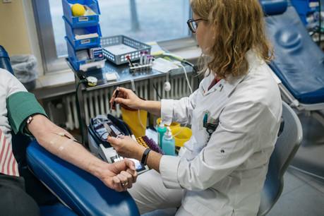La Croix-Rouge luxembourgeoise gère notamment le centre de transfusion sanguine. (Photo: EdouardOlszewski/archives)