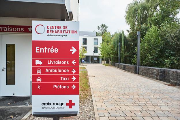 Le Centre de réhabilitation du château de Colpach (CRCC) de la Croix-Rouge a permis d'accueillir 117 patients atteints du Covid-19, et 700 patients en 2019. (Photo: Croix-Rouge)