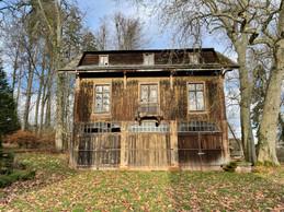 Cette construction secondaire présente un travail de boiserie ornemental rare au Luxembourg. ((Photo: Croix-Rouge luxembourgeoise))