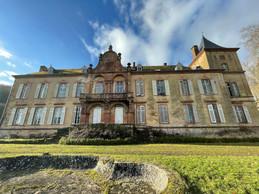 Vue de la façade principale du château de Birtrange. ((Photo: Croix-Rouge luxembourgeoise))