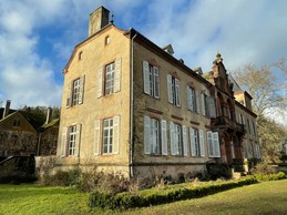Vue du château de Birtrange. ((Photo: Croix-Rouge luxembourgeoise))