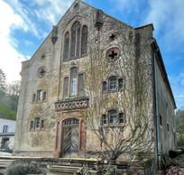 Le domaine du château de Birtrange dispose de sa propre chapelle. ((Photo: Croix-Rouge luxembourgeoise))