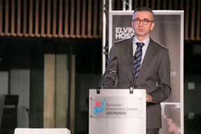 Sven Gentner (EU Commission) ((Photo: Nelson Coelho / @nelsoncoelhofilms))