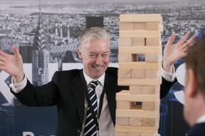 John Weedle (HSBC Ireland) ((Photo: Nelson Coelho / @nelsoncoelhofilms))