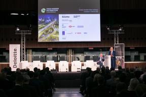 Lou Kiesch (Deloitte Luxembourg); Jacques Elvinger (Elvinger Hoss Prussen) ((Photo: Nelson Coelho / @nelsoncoelhofilms))