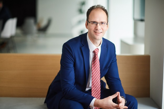 Yoann Klein - Senior Cybersecurity advisor, Huawei. (Photo: Huawei)