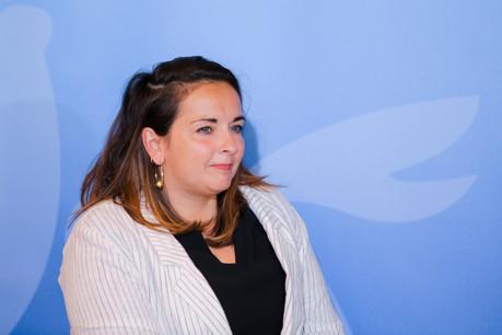 NoraBack, présidente de la CSL, voudrait supprimer les injustices fiscales existantes. (Photo: Romain Gamba/Maison Moderne)