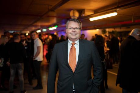 Sous la conduite de Jean-Pierre Faber, la CSSF est entrée dans une séquence de trois ans pour devenir un régulateur en temps réel. (Photo: Johannes Nollmeyer)