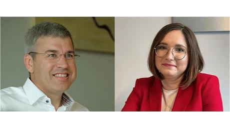 David Suetens, Senior Advisor, and Oksana Sisterhenn, Manager at Avantage Reply Luxembourg  (Photo: Avantage Reply)