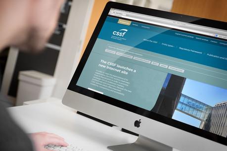 La CSSF a lancé un nouveau site qui doit être un outil plus facile d'usage pour les professionnels du secteur. (Photo: Maison Moderne)