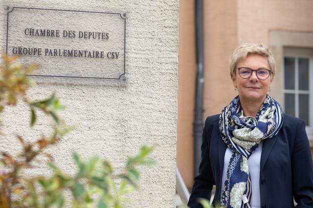 Le CSV, avec sa présidente Martine Hansen, se veut constructif et force de proposition. (Photo: Matic Zorman/Archives)