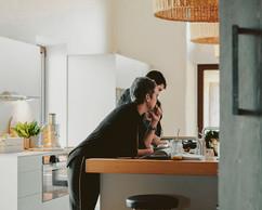 Une cuisine réussie, c'est celle où vous vous sentez bien, entouré de votre famille et de vos proches. (Jorge de Jorge)