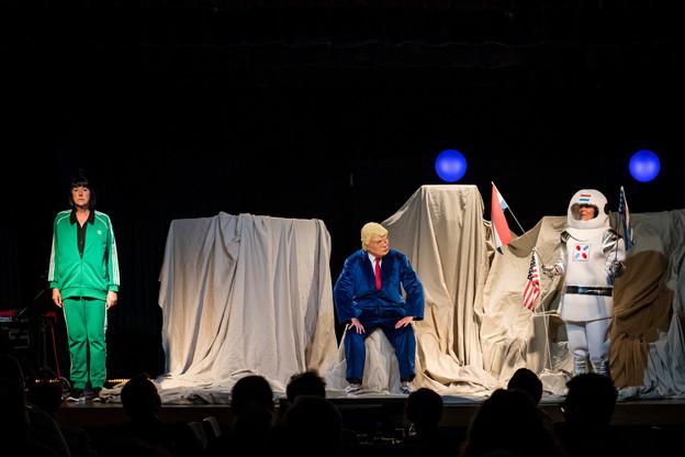 À partir de lundi 11 janvier, il sera possible d'assister de nouveau à une pièce de théâtre, mais en suivant certaines règles sanitaires. (Photo: Caroline Martin/archives Maison Moderne)