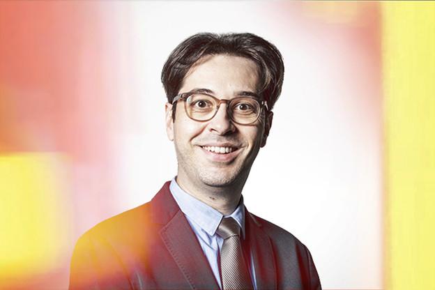 Cédric Mauny, Cybersecurity Lead chez Telindus (Photo: Maison Moderne)