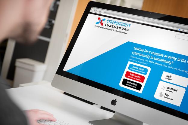 Tous les acteurs de la cybersécurité au Luxembourg sont réunis sous le même «annuaire» digital. (Illustration: Maison Moderne)