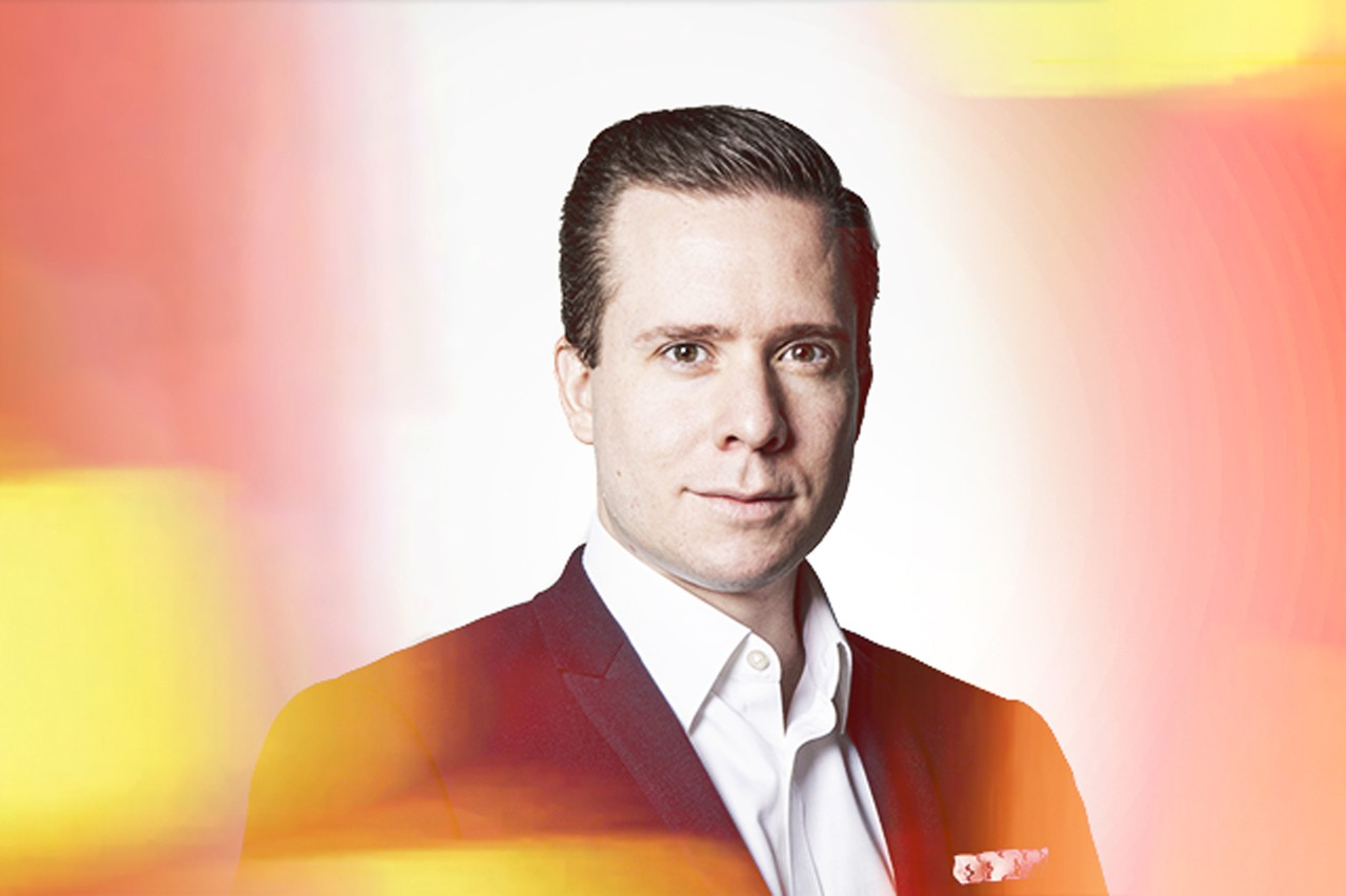 André Meyer, Lead of Security Practice for Accenture Luxembourg.  (Photo: Maison Moderne)