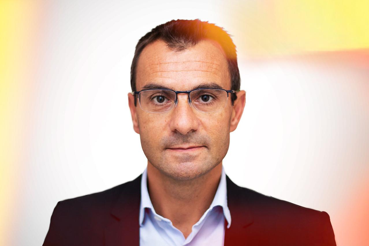 FrançoisLacas, Directeur des opérations adjoint – Yooz.  (Photo: Maison Moderne)
