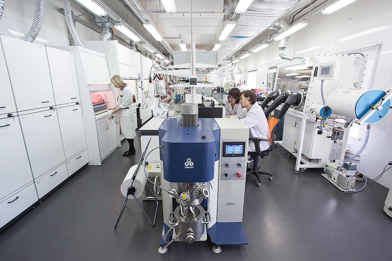 Petit à petit, Ocsial se prépare à lancer sa ligne de production et son centre de développement de nanotechnologies à Differdange, en 2024. (Photo: Ocsial)