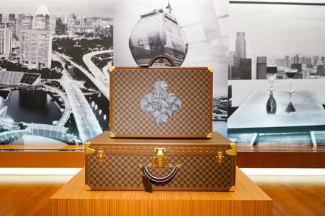 Le Tribunal de l'UE a renversé les décisions de l'EUIPO jugeant que les sacs, valises, mallettes et bagages en cuir arborant le fameux damier beige et marron sont bel et bien une marque en soi. (Photo : Shutterstock)