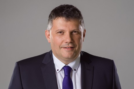Dan D'Aversa,head of corporate communication au sein de la Bil. (Photo: Bil)