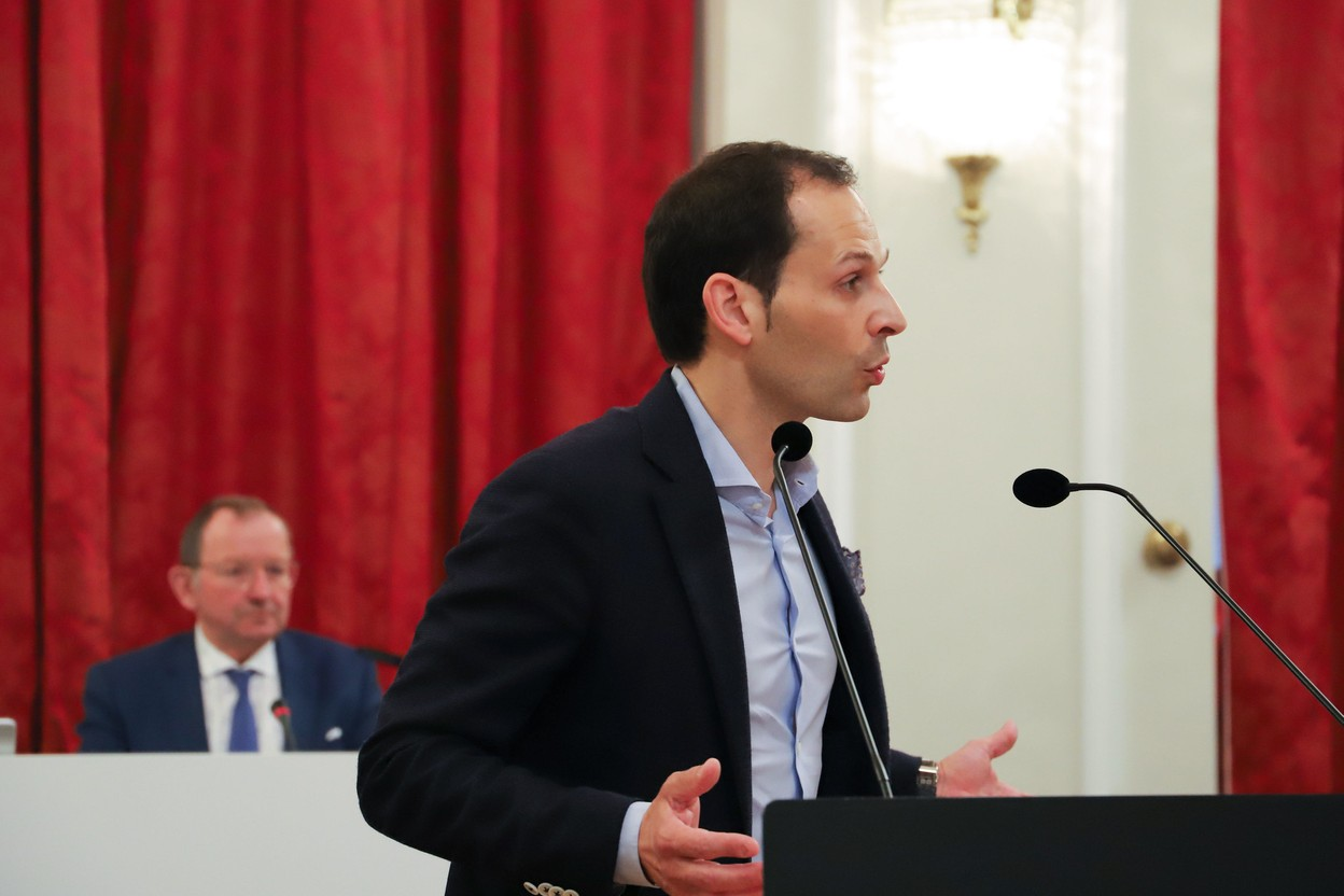 MP Dan Biancalana will guide work on the next budget bill from October to December 2021. Library picture: Chambre des Députés/Flickr