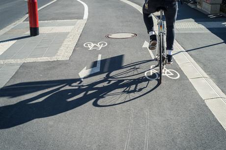 Les cyclistes peuvent, jusqu'au 31 octobre, indiquer les endroits qui leur semblent dangereux sur le site veloskaart.lu. (Photo: Mike Zenari/archives)