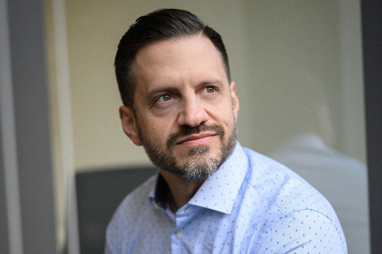 DanielNepgen est arrivé au Journal après de longues années passées au sein de RTL. (Photo: Lex Kleren/Letzebuerger Journal)