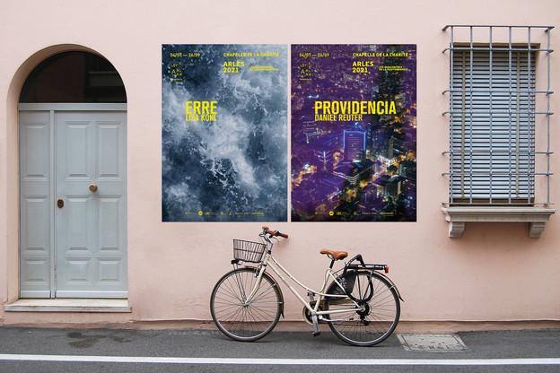 «Erre» et «Providencia» sont les deux propositions artistiques présentées dans le cadre des Rencontres d'Arles au cours de cet été. (Photo: Bunker Palace)